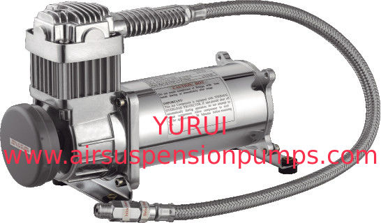 2 Gallon 12v Air Compressor And Tank / Air Compressor For Air Ride Suspension