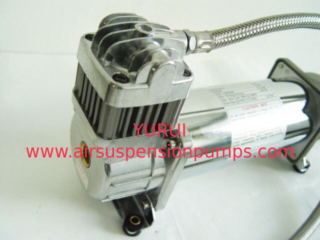 High Standard Chrome Material Air Lift Suspension Compressor For GMC Car Tuning