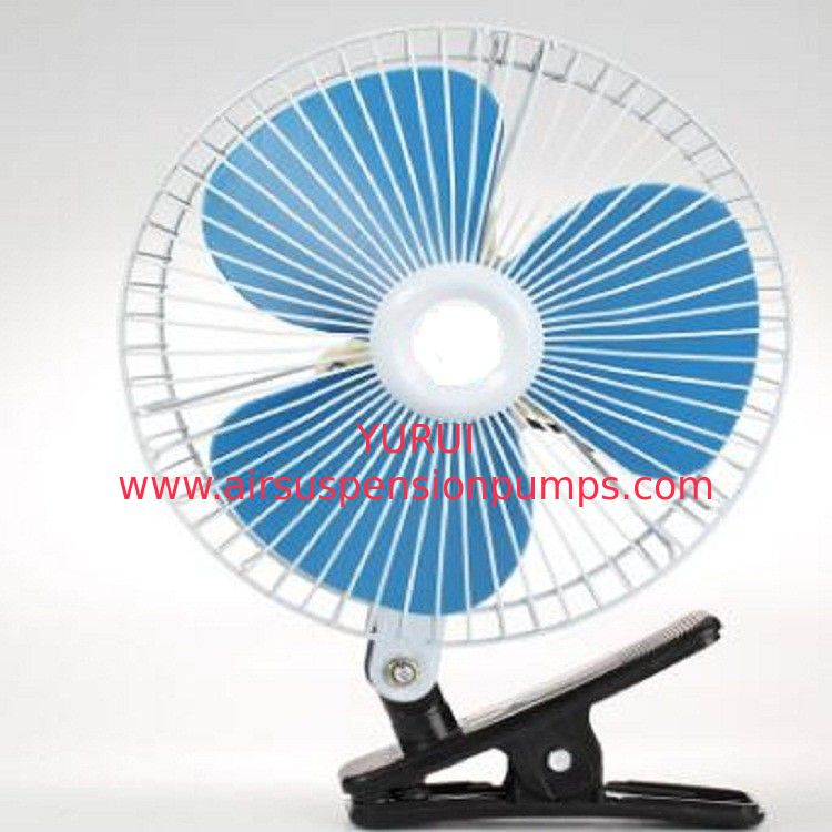 Plastic Back Guard Car Cooling Fan 8 Inch Oscillating With Customized Color